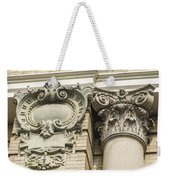 Building Trim Weekender Tote Bag