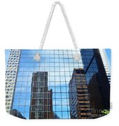 Building With In A Building Weekender Tote Bag
