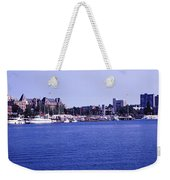 Buildings At The Waterfront, Inner Weekender Tote Bag