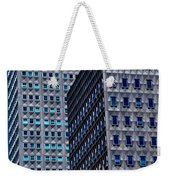 Buildings Downtown Pittsburgh Weekender Tote Bag