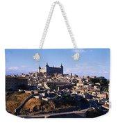 Buildings In A City, Toledo, Toledo Weekender Tote Bag