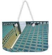 Buildings In China Weekender Tote Bag