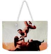 Bull Dancers Weekender Tote Bag