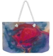 Bull Fight Abstract Weekender Tote Bag
