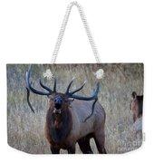 Bull Roar Weekender Tote Bag