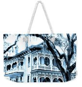 Bull Street House Savannah Ga Weekender Tote Bag