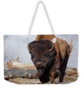 Bull Strut Weekender Tote Bag