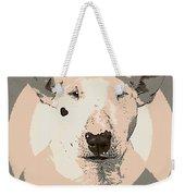 Bull Terrier Graphic 1 Weekender Tote Bag