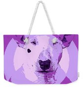 Bull Terrier Graphic 5 Weekender Tote Bag