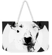 Bull Terrier Graphic 6 Weekender Tote Bag
