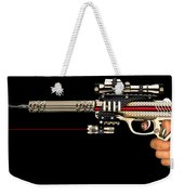 Bullet Bag Weekender Tote Bag