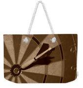 Bullseye Baby Weekender Tote Bag