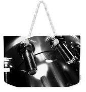 Bults Black  White Weekender Tote Bag