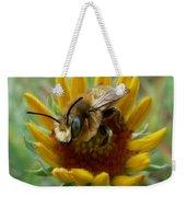 Bumble Bee Beauty Weekender Tote Bag