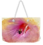 Bumble Bee Bliss Weekender Tote Bag