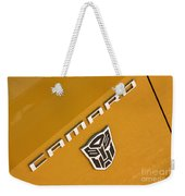 Bumble Bee Logo-7938 Weekender Tote Bag