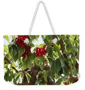 Bumper Crop - Cherries Weekender Tote Bag