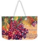 Bunch Of Grapes Weekender Tote Bag