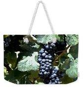 Bunch Of Grapes Weekender Tote Bag by Heiko Koehrer-Wagner