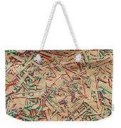 Bunch Of Screws 5 - Digital Effect  Weekender Tote Bag by Debbie Portwood