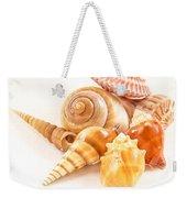 Bunch Of Shells Weekender Tote Bag