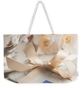 Bundle Of Love Letters Weekender Tote Bag