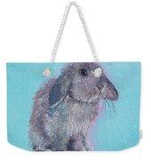 Bunny Rabbit Weekender Tote Bag