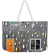 Buoy Wall Weekender Tote Bag