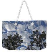 Burden Sky Weekender Tote Bag