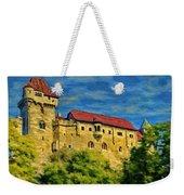 Burg Liechtenstein Weekender Tote Bag