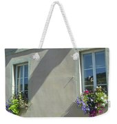 Flower Baskets Weekender Tote Bag