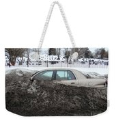 Burial Grounds Weekender Tote Bag
