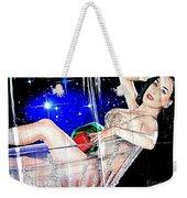 Burlesque Queen Dita Weekender Tote Bag
