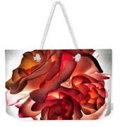 Burning Away Weekender Tote Bag