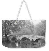 Burnside Bridge Antietam National Weekender Tote Bag