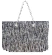 Burnt Trees Abstract Weekender Tote Bag