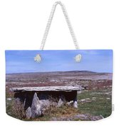 Burren Wedge Tomb Weekender Tote Bag