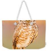 Burrowing Owl II Weekender Tote Bag