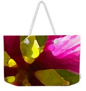 Burst Of Spring Weekender Tote Bag