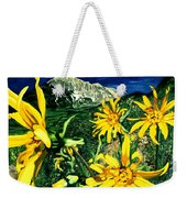 Burst Of Summer Weekender Tote Bag