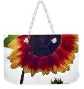Burst Of Sunflower Weekender Tote Bag