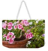 Bursting With Blooms Weekender Tote Bag