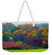 Bursting With Color 1 Weekender Tote Bag