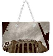 Busch Stadium - St. Louis Cardinals 7 Weekender Tote Bag