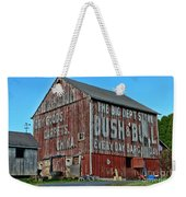 Bush And Bull Roadside Barn Weekender Tote Bag