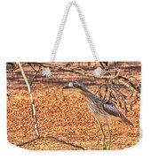 Bush Stone Curlew Weekender Tote Bag