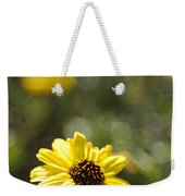 Bush Sunflower 1 Weekender Tote Bag