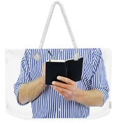 Business Appointment Weekender Tote Bag