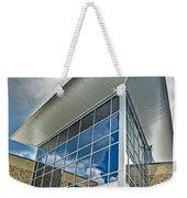 Business Building Weekender Tote Bag