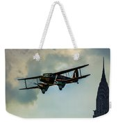 Business Class Travel In The 1930s Weekender Tote Bag